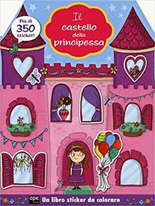 copertina Il castello delle principesse