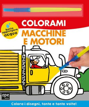 copertina Colorami Macchine e Motori