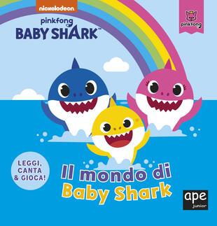 copertina Il mondo di Baby Shark