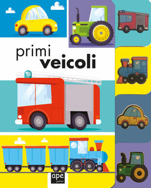 copertina Prime macchine