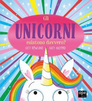 copertina Gli unicorni esistono davvero?