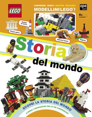 copertina Lego - Storia del mondo