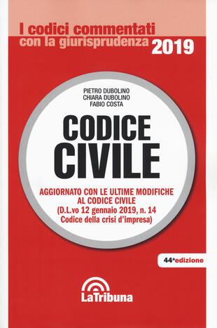 copertina Codice civile