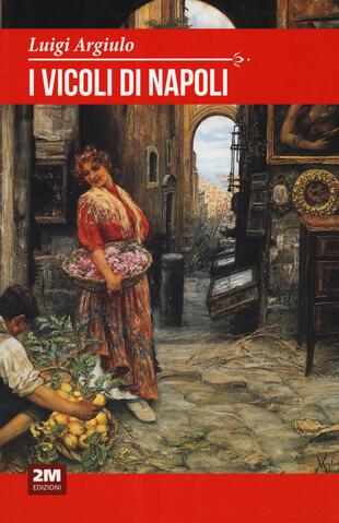 copertina I vicoli di Napoli
