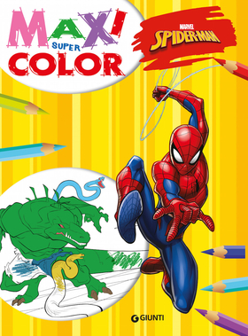Spider-Man. Maxi supercolor