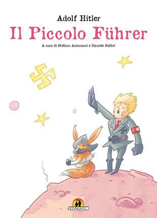 copertina Adolf Hitler. Il piccolo Führer