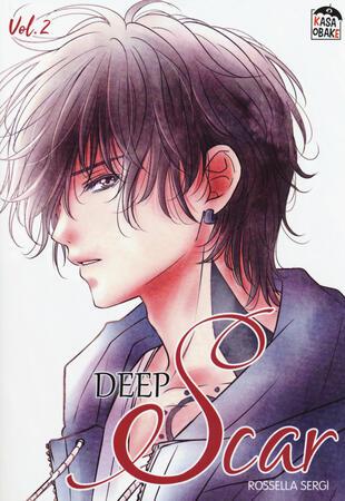 copertina Deep scar. Vol. 2