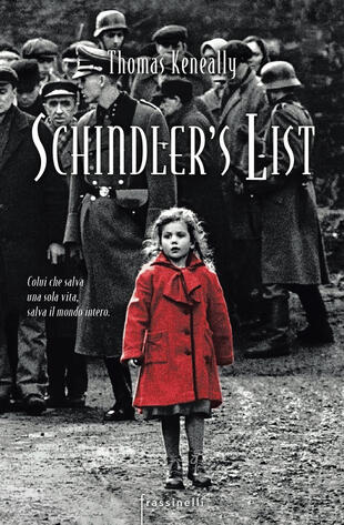 copertina Schindler's list