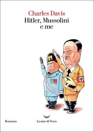 copertina Hitler, Mussolini e me