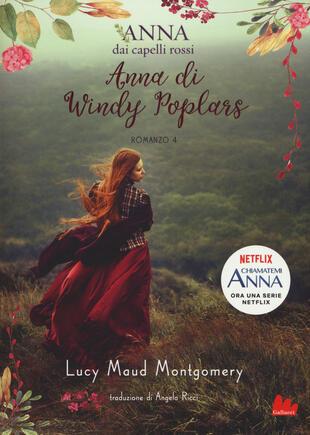 copertina Anna di Windy Poplars. Anna dai capelli rossi