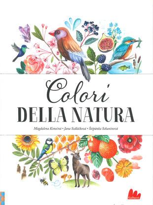 copertina Colori della natura