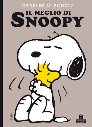 copertina Il meglio di Snoopy