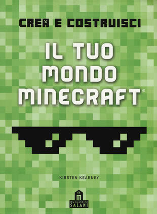 copertina Minecraft - Crea il tuo mondo