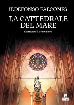 copertina La cattedrale del mare. Graphic novel