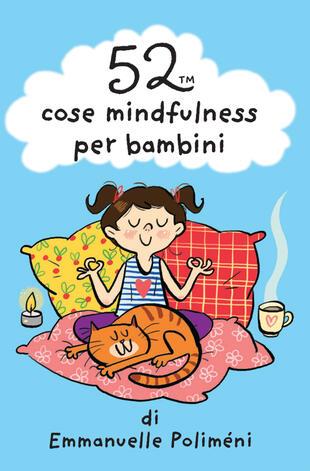 copertina 52 cose mindfulness per bambini