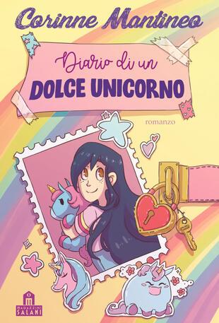 copertina Diario di un dolce unicorno