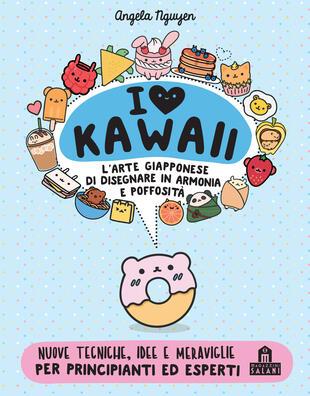 copertina I love Kawaii