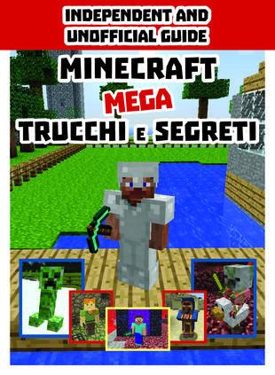 copertina Minecraft. Mega trucchi e segreti