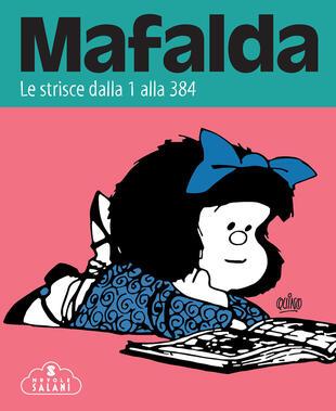 copertina Mafalda - Le strisce 1