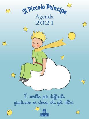 copertina Il Piccolo Principe. Agenda 2021
