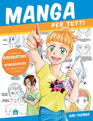 copertina Manga per tutti