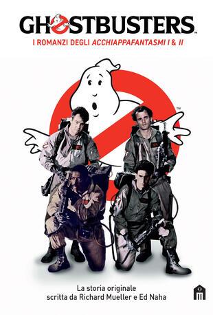 copertina Ghostbusters