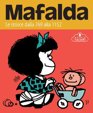 copertina Mafalda - Le strisce 3