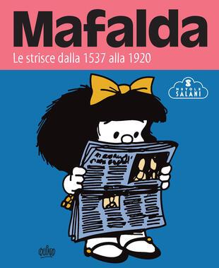 copertina Mafalda - Le strisce 5