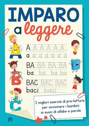 copertina Imparo a leggere