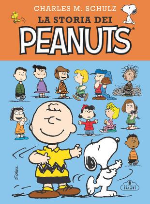 copertina La storia dei Peanuts. Nuova edizione