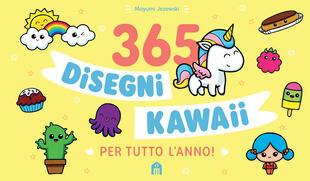 copertina 365 disegni Kawaii