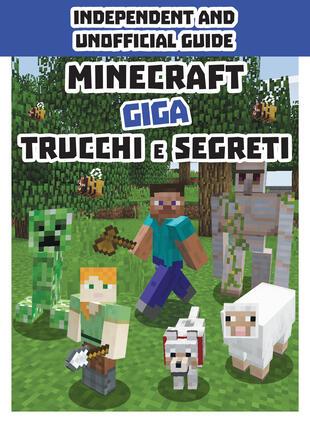copertina Minecraft. Giga trucchi e segreti
