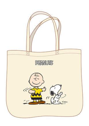 copertina Peanuts. Snoopy e Charlie - Shopper classic
