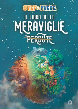 copertina Il libro delle meraviglie