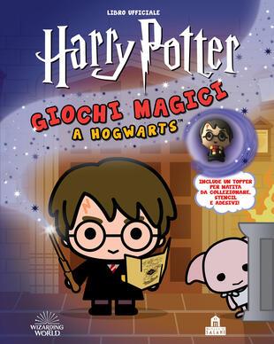 copertina Harry Potter. Giochi magici a Hogwarts
