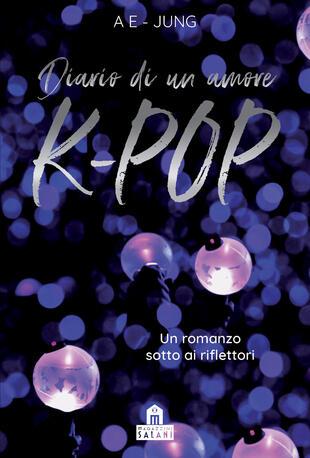 copertina Diario di un amore K-Pop