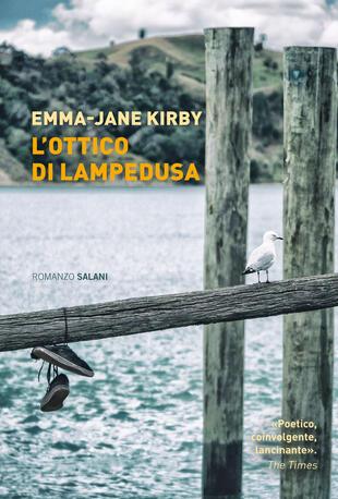 copertina L'ottico di Lampedusa
