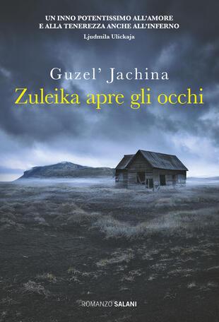 copertina Zuleika apre gli occhi