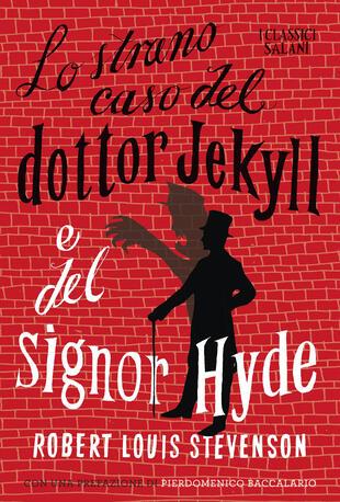copertina Lo strano caso del dottor Jekyll e del signor Hyde