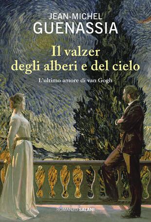 copertina Il valzer degli alberi e del cielo