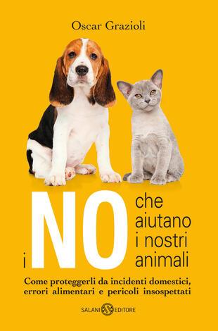 copertina I no che aiutano i nostri animali