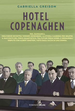 copertina Hotel Copenaghen
