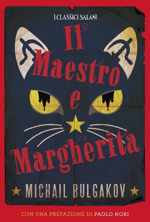 copertina Il Maestro e Margherita