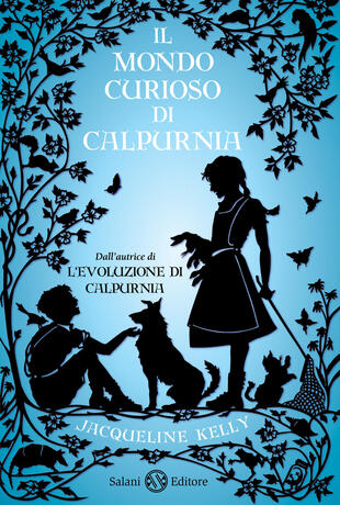 copertina Il mondo curioso di Calpurnia