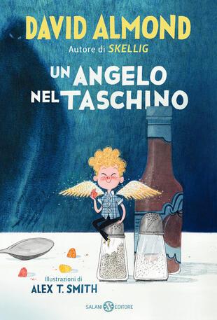 copertina Un angelo nel taschino