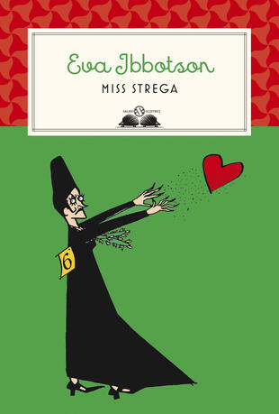 copertina Miss strega