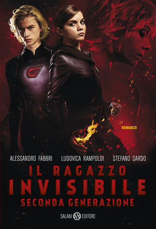 copertina Il ragazzo invisibile - Seconda generazione