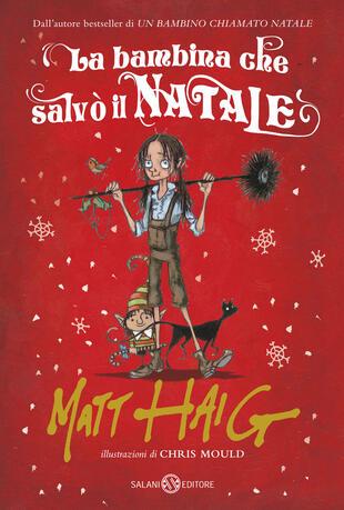 copertina La bambina che salvò il Natale