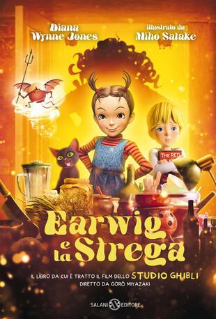 copertina Earwig e la strega