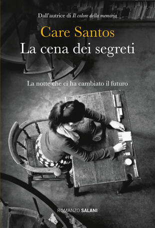 copertina La cena dei segreti